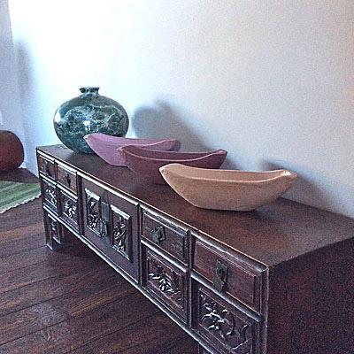La table rouleau de la chambre Zenith